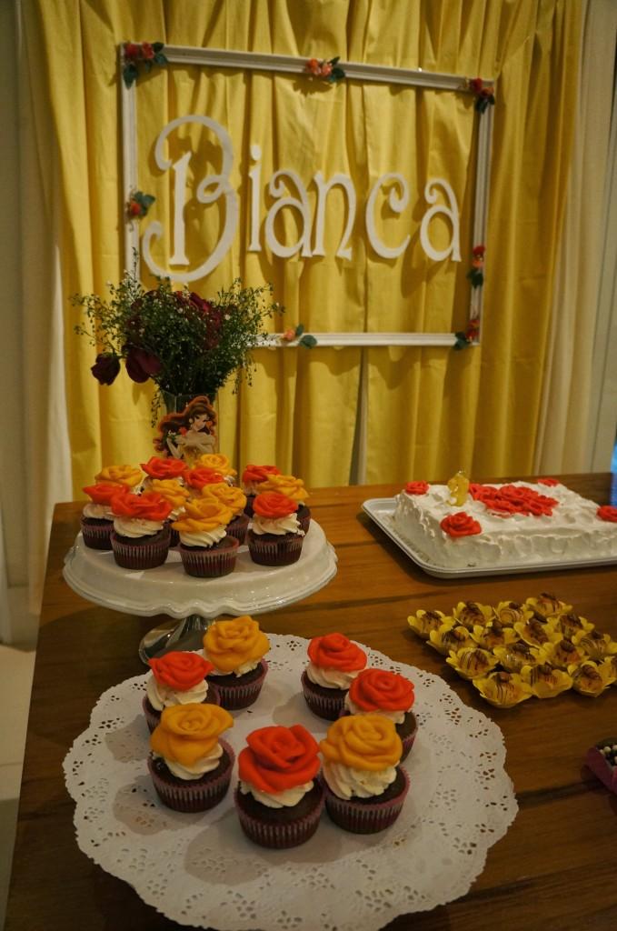 cupcake festa bela
