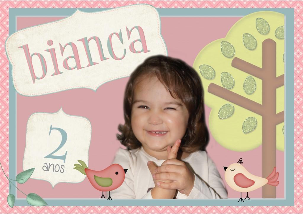 Ima - Festa Infantil Passsarinho