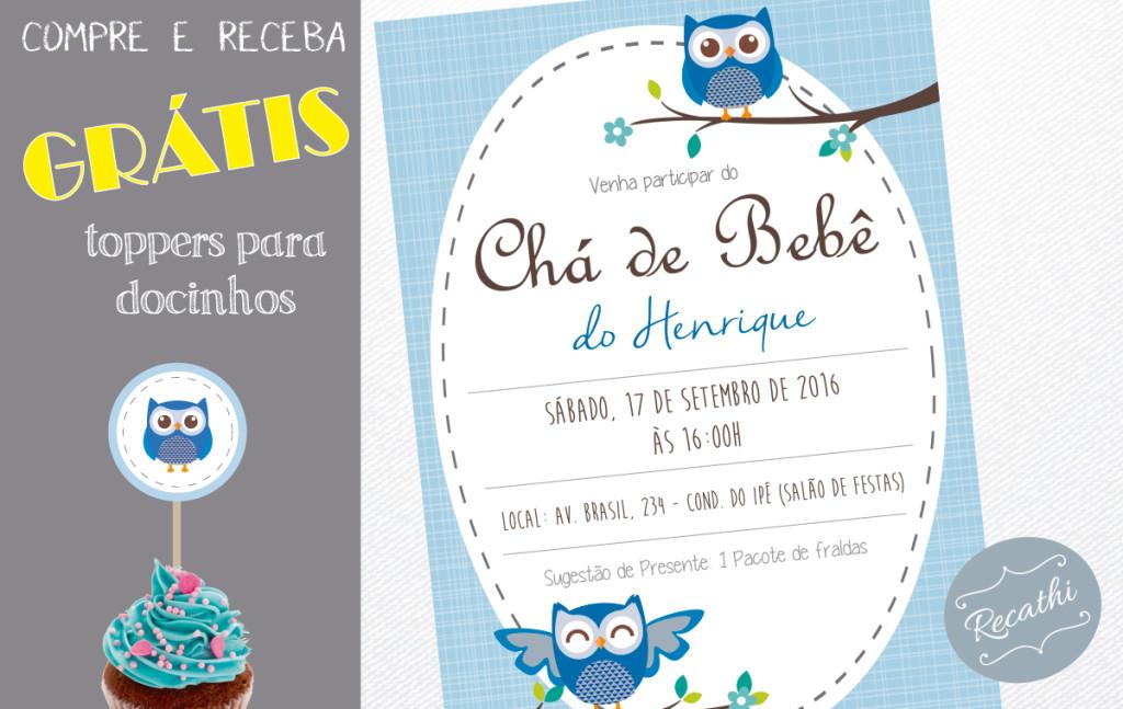 convite-coruja-azul-elo7-brinde